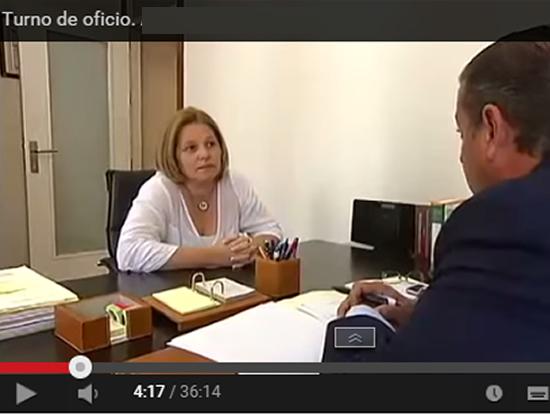 reportaje canal sur turno oficio