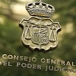 CGPJ sede en Madrid Escudo
