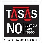 LOGO NO A LAS TASAS