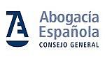Logotipo Abogacía Española