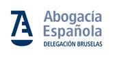 Logotipo Delegación Bruselas