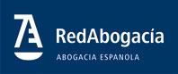 Logotipo RedAbogacía negativo