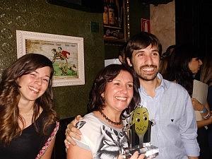Premios Naranja y limón ICAMálaga