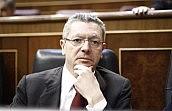 """Gallardón reconoce que tuvo fracasos """"sonoros"""" durante su etapa de ministro"""