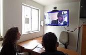 Menores reclusos de Chile comunican con abogados y familiares por videoconferencia gracias a la Fundación
