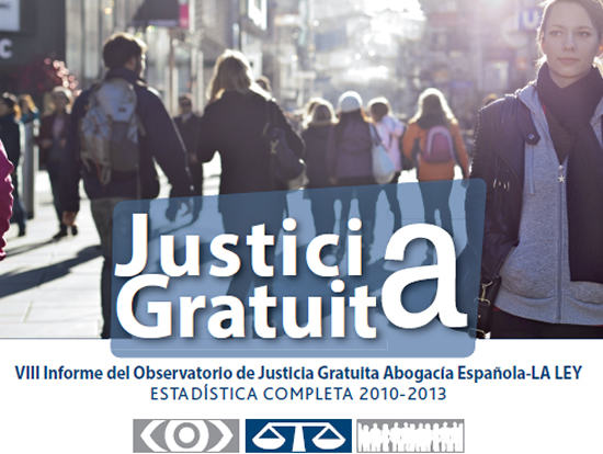 VIII OBservatorio de Justicia Gratuita