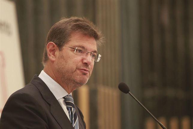 Catalá se compromete a seguir profundizando en la reforma de la Justicia desde la base del consenso