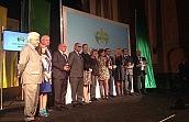 Carnicer recibe el premio 'Solidarios ONCE' por su constante dedicación a la defensa de los Derechos Humanos