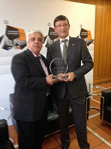 Premio Balanza de Cristal