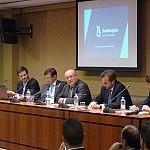 El presidente del Consejo General de la Abogacía,Carlos Carnicer, inauguró las Jornadas