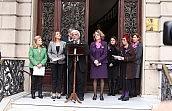 El ICAB lucha contra los malos tratos a las mujeres para poner freno a esta lacra social