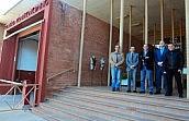El Colegio de Málaga impulsa la reforma de los locutorios del centro penitenciario de Alhaurín de la Torre