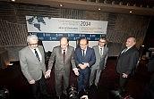 Medios de comunicación, procesos judicales, transparencia y anticorrupción centran el debate de la Mesa Internacional