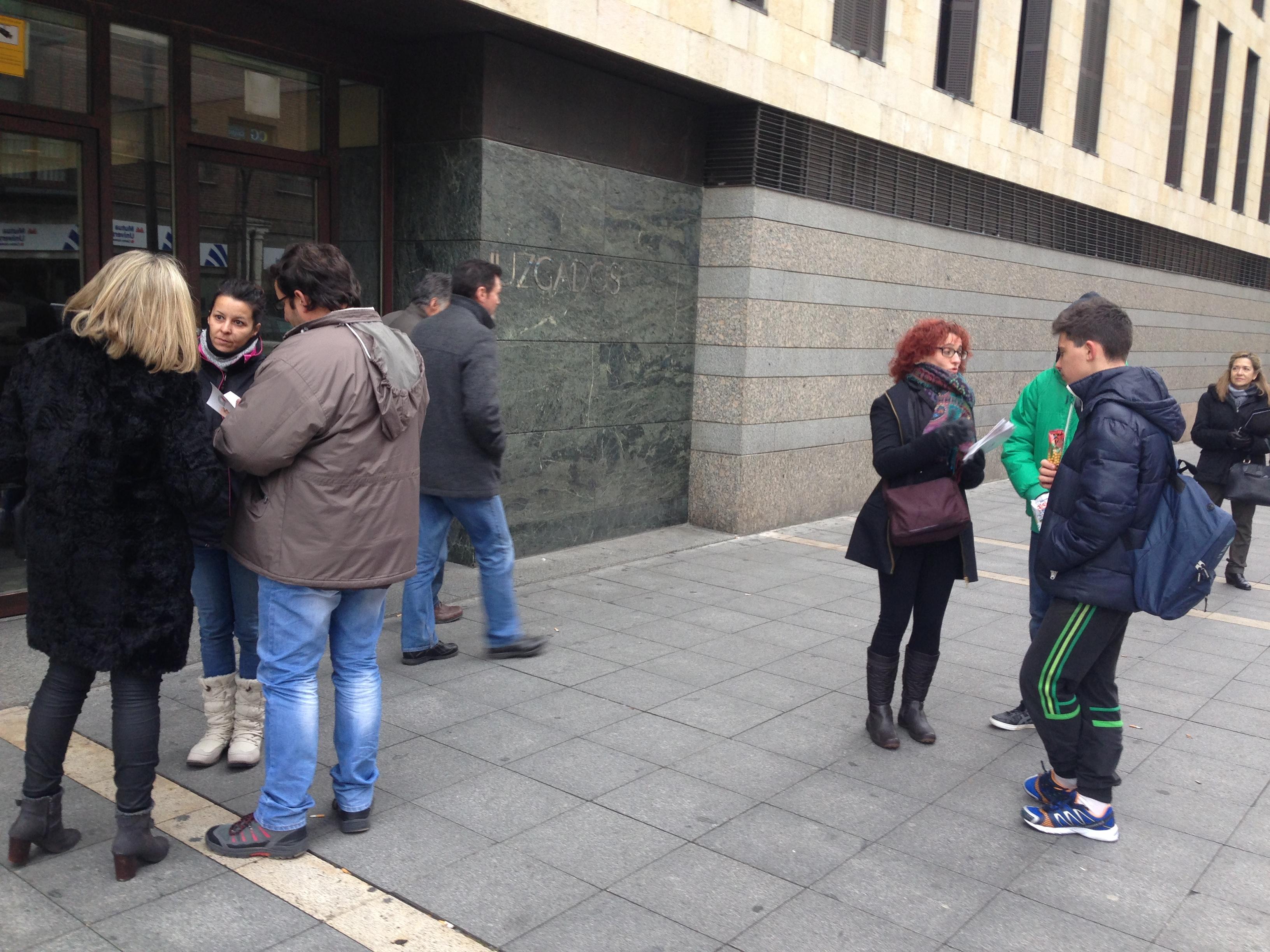 Los colegios celebran el d a europeo de la mediaci n for Juzgado de guadix