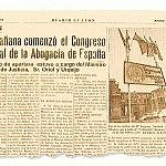 Congreso Abogacía 1970