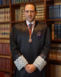 decano colegio abogados alaba -arava