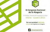 La privacidad, la propiedad intelectual y los retos científico-tecnológicos centran el XI Congreso de la Abogacía en Vitoria-Gasteiz