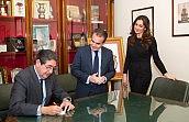 Colaboración de la Obra Social de La Caixa con el Colegio de Abogados de Sevilla