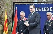 El Colegio de Abogados de Sabadell recibe una distinción por su colaboración con los Mossos D'Esquadra
