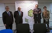 Carlos Carnicer y Javier García Pascual presentan el XI Congreso de la Abogacía en Vitoria-Gasteiz