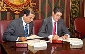 La Universidad de Sevilla y el Colegio de Abogados renuevan el convenio para la impartición del Máster en Abogacía