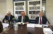 Más de 1.000 abogados de toda España se apuntan en los primeros días en el Registro para dar asistencia jurídica a los refugiados