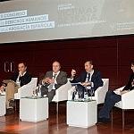 Amparo Díaz, Santiago Yerga, Alfredo Irujo, Francisco Javier Lara y Elena Arce (2)