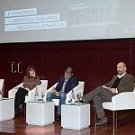 Beatriz Ranea, Ana Magarzo, Manuel Marlasca y Miguel Lázaro