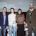 Manuel Marlasca, Beatriz Ranea, Ana Magarzo y Miguel Lázaro