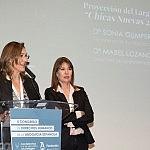 Sonia Gumpert y Mabel Lozano