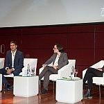 Viviana Waisman, Nicolás Castellano, Marta González y Helena Maleno