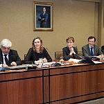 Mesa Presidencial Pleno Abogacia
