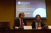 Sonia Gumpert inaugura la Jornada de ENATIC sobre el Reglamento General de Protección de Datos