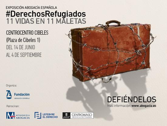 Exposición Derechos Refugiados