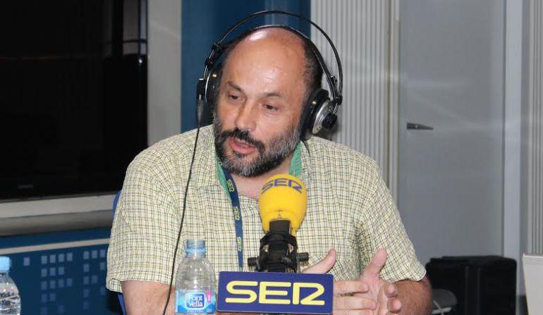Cesar Pinto Cadena Ser