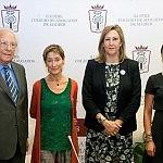 Madrid y presidenta Abogacía