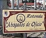 Rotonda abogados de oficio Coín