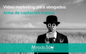 Video marketing para abogados