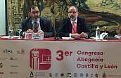 El Despacho 2.0 y la criminalidad informática protagonizan la primera mesa del III Congreso Abogacía CyL