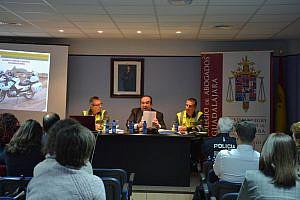 Foto ICAGU Inauguracioon Jornada Seguridad Vial 2