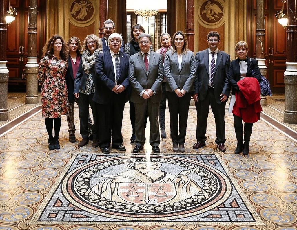 El colegio de barcelona pide al delegado del gobierno - Colegio notarios de barcelona ...
