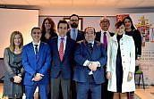 Los miembros de la nueva Junta de Gobierno del Colegio de Guadalajara han jurado su cargo en la Junta General