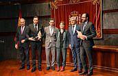 El Poder Judicial entrega el premio Calidad de la Justicia al Ayuntamiento y al Colegio de Valladolid
