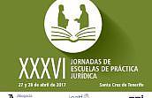 El Colegio de Tenerife acoge el 27 y 28 de abril las XXXVI Jornadas de Escuelas de Práctica Jurídica