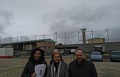 La Fundación Abogacía informa de sus derechos a presos españoles trasladados desde Perú
