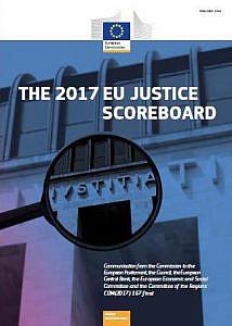 EU Justice Scoreboard 2017