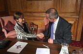 La Abogacía Española y The Law Society refuerzan su cooperación