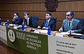 Victoria Ortega apuesta por una prueba de acceso eminentemente práctica en las XXXVI Jornadas de Escuelas de Práctica Jurídica