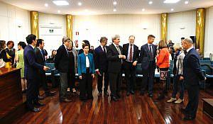 Firma convenio2 Colegio de Abogados de Cantabria