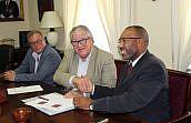 La Corte de Arbitraje del Colegio de Abogados de Jaén firma un convenio con el Centro de Mediación y Arbitraje de Rabat (Marruecos)